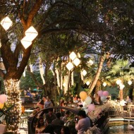 The Wedding Ambiance of The Gardens